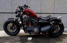 自售2017年哈雷 Harley 48 XL1200 現折20萬 保固中,ABS
