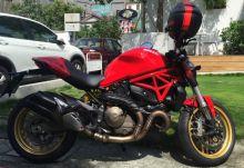 杜卡迪  Monster 821 紅色 (義大利車廠)實現夢想的機會就是現在