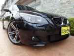 E60專賣店540i M5式樣最新購入車輛 汎德里程保証原鈑件極美認證車