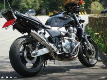 售HONDA  CB-1300     黑色大野獸