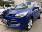 福特原廠認證中古車-台南 2015年KUGA 2.0 柴油頂級款