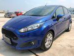 福特原廠認證中古車-台南 2015年Fiesta 1.5 時尚型