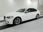 美規 BMW 528i M-sport 抬頭顯...