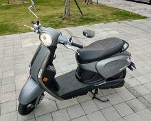 KYMCO new many 110cc noodoe 版 霧鑽銀
