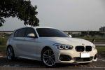 *駿紳車業* 16年 BMW 125i M Sport 原廠保固中 選配車道偏移