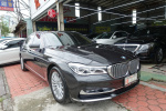 2016年型BMW G12 740LI 3.0  汽油版 總代理 原廠保固中