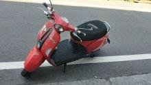 自售2010年水鑽版紅色魅力MAMY