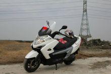 光陽MY ROAD 700CC