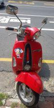 自售  連3降超低拋售價  一手女用車 水鑽版 碟煞 紅色魅力 MANY