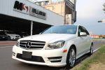 【明山車業&德星貿易 】 2014年式~C-250 倒車顯影,天窗,感應式車門