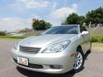 【新車192萬,低調的奢華 值得您擁有】2004年領牌LEXUS ES330