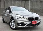 BMW 218i AT 僅跑一萬多公里 2016年式 益誠汽車