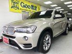 BMW X3 20d X-Drive X-Line柴油柏金銀2015型 益誠汽車