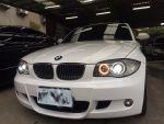 【宏運嚴選】【保證實價】2008年BMW I20D 運動M版 柴油科技小鋼炮