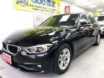 BMW 318i F30 LCI 小改款總代理 2016年式 益誠汽車