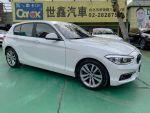 -世鑫汽車- 嚴選實價 總代理 BMW 120i 城市小鋼炮