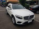 GLC220D柴油版 中華賓士總代理白色全車原漆 新車一樣 高雄麻吉課長