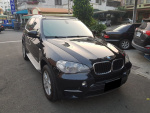 BMW X5 3.0黑色柴油版 新車一樣 內外如新 馬力強悍超省油 高雄麻吉課長