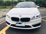 [祐慶汽車]2014 白 BMW218D  5...