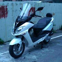 2017/12 白色 RV-180 無 ABS (型號:LF18W1)