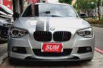 總代理 BMW 116 全車M版 精品加值 絕美釋出