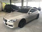 總代理 13年式 BMW 640i Gran Coupe 市場上稀有 閃閃動人