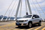 【杰運汽車實車實價】13年TIGUAN 1.4 TSI倒車螢幕省油ESP優休旅車