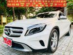 福利乾隆汽車-烏日旗艦店2015年BENZ GLA200 1.6 總代理原廠保養
