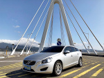 【杰運汽車實車實價】13年V60 D4給家人一個安心的選擇 搭載主被動式安全配備