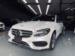 【易達】2015年 Benz C300  AMG Sport 四顆按鍵