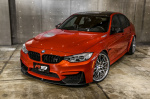 M3 Competition  競速套件 薩基爾橙 抬顯 碳纖維車頂 R9