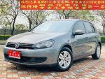 福利乾隆汽車烏日旗艦店2012年VW GOLF 1.6 TDI定速 原廠保養一手