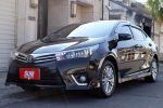 台南小林-ALTIS 頂級天窗版 原鈑件 跑七萬九 新車保固 升級影音 大包