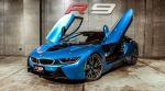 正16 跑少 i8 極稀有質子藍 未來式油電跑車 實車在店  R9