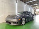 速度國際正17 Porsche Panamera 未領牌 瑪瑙灰 ACC 全景
