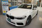 2017年 G30 BMW 530 M SPORT 純跑5萬 未領牌 保證實價