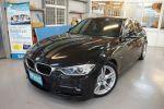 2015年 BMW 318D M Sport M方向盤 M鋁圈 僅跑7萬公里