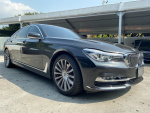 BMW 740Li Luxury 深灰色 16年...
