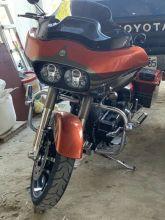 哈雷 Harley-Davidson哈雷CVO 全球稀有1802C.C
