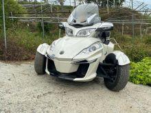 CAM-AM SPYDER RT 流當 零件 權利機車 權利車 全力車 權力車