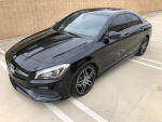 Mercedes-Benz CLA CLA250 2018款 手自排 2.0L