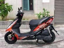 自售2015年光陽 VJR110機車碟煞版摩托車 CUXI QC 勁戰 雷霆 J