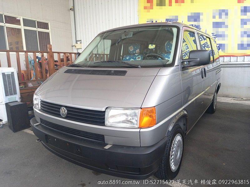 Volkswagen T4 2001款 手排 2.0L