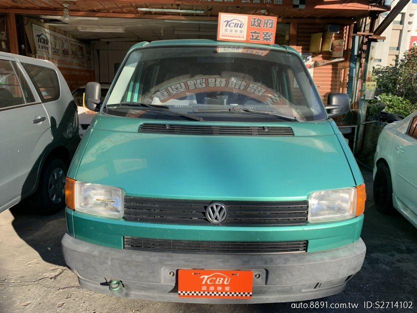 Volkswagen T4 2000款 自排 2.5L