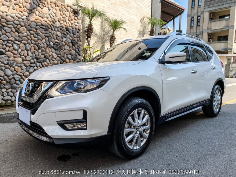 Nissan X-Trail 2019款 自排 2.0L