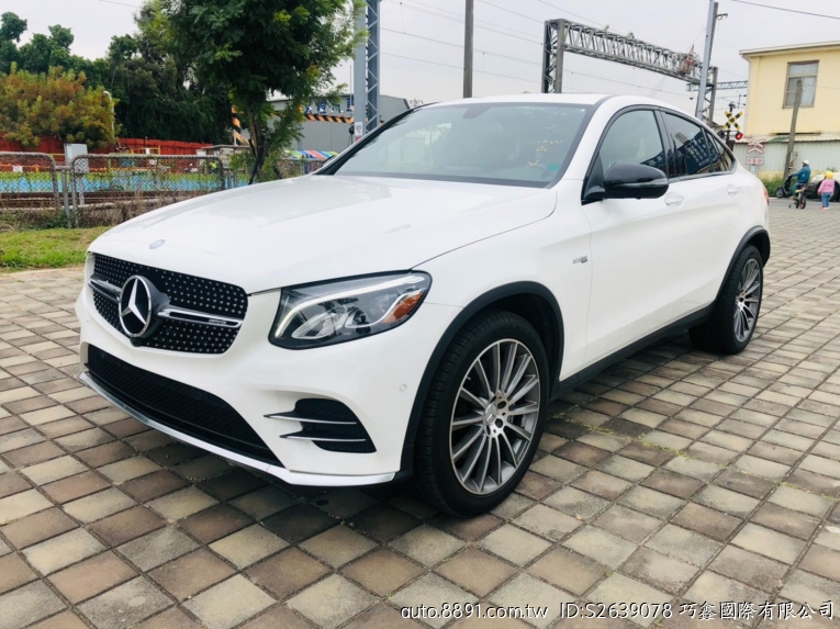 Mercedes-Benz GLC Coupe AMG GLC43 2017款 自手排 3.0L