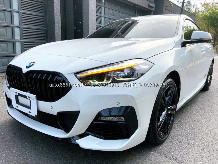 BMW 2-Series Gran Coupe 218i 2020款 自手排 1.5L