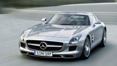 2011 Mercedes-Benz SLS AMG Coupe 6.3