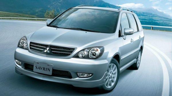 Mitsubishi Savrin 外觀圖片