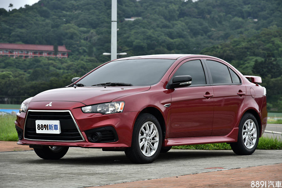 【圖】Mitsubishi/三菱 - 2015 Lancer iO 汽車價格,新款車型,規格配備,評價,深度解析 ...